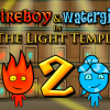 Fireboy and Watergirl - The Light Temple